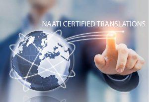 NAATI translation