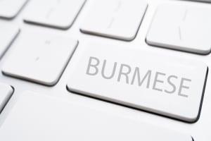 Burmese translator